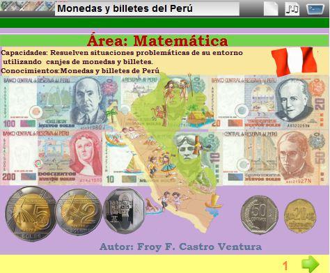 Situaciones Problemáticas Con Monedas Y Billetes Del Perú Diario Tomisino De Clases Con Tecnologia Digital
